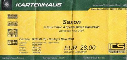 Ticket # 2