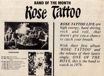 Juke No. 186 – 25.November 1978