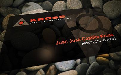 Tarjeta Presentación Kross