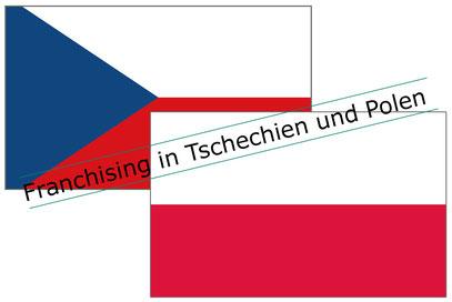 Franchising in Tschechien und Polen