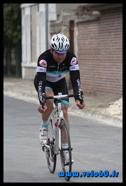 Nicolas Boury à FRANCIERES le 17 Mai