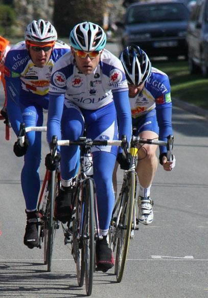 Dimitri Poret à BILLANCOURT le 1 Avril 2012