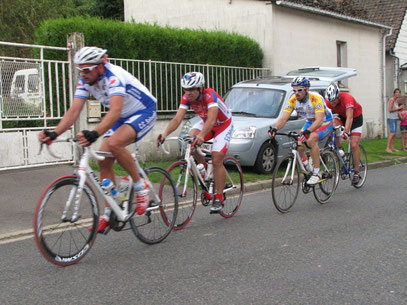 Ludovic Carpentier à Prouville le 15 Août