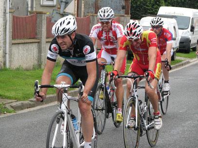 Nicolas Boury à Prouville le 15 Août