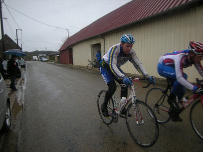 Ludovic Lejeune à EPAUMESNIL le 9 Avril