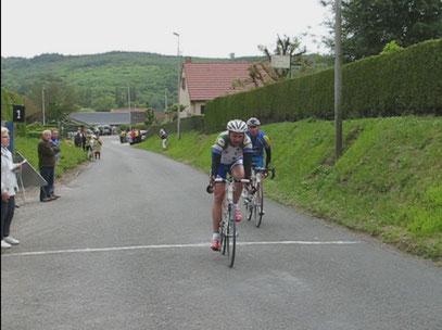 Ludovic Carpentier à BOUVAINCOURT SUR BRESLE le 4 Juin
