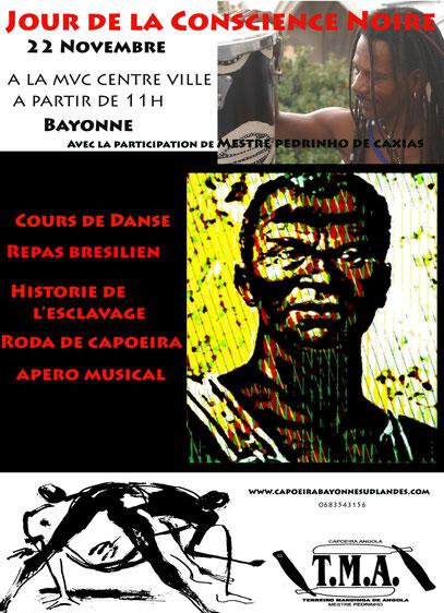 A PARTIR DE 11H A LA MVC CENTRE VILLE DE BAYONNE: