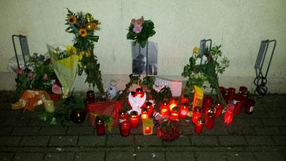 14.12.2014 so sieht es am NP Markt für den HELDEN aus... traurig!