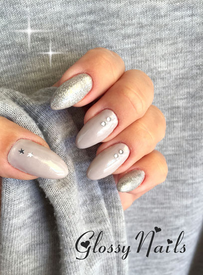 Déco ongles strass