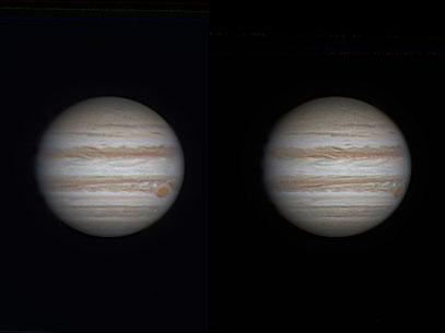Jupiter mit der ASI174MM