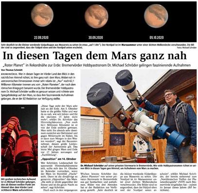 Bremervörder Zeitung, 10.10.2020