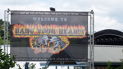 Balingen 14.07.2016  Bang Your Head Festival