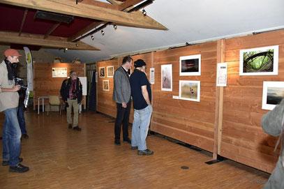 Exposition IFFCAM FIFO Florian Bernier Concours photo RNF Val Suzon