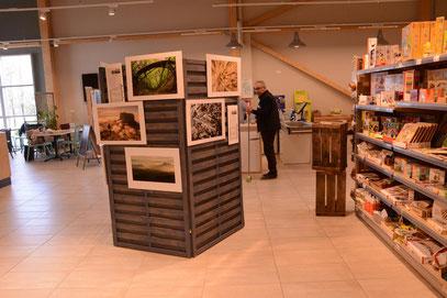 """Ma photo """"L'enjambée"""" au Biocoop de Bressuire © Camera Natura"""