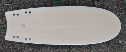 mini simmons quad wood elleciel
