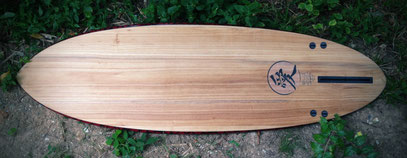 Elleciel Custom Surfboards Phuket Thailand Wood Epoxy EPS  Hipto Krypto