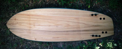 "#261 Asym 5'5""½ Oiled only!"