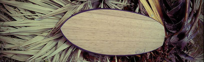 #136 Elleciel Custom Surfboards Phuket Thailand Wood Epoxy EPS