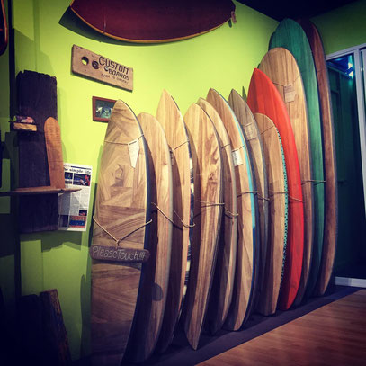 the Green Room Surf Shop Phuket Thailand