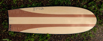 "#64 Minos 5'3"" for sale @ Nusa Surfshop Bali"