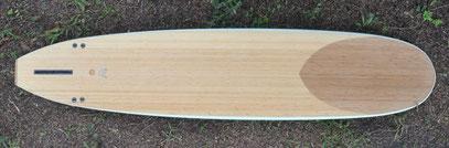 Elleciel longboard wood surf thailand