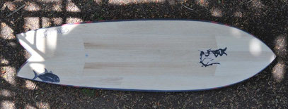 fish surfboard elleciel balsa phuket thailand