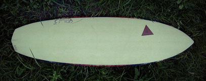 "#153 Diamond F 5'10"" for SALE"