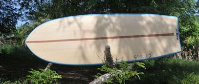 mini simmons wood elleciel surfboard Thailand