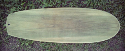 Paulownia Elleciel Custom Surfboards Phuket Thailand Wood Epoxy EPS Mini Simmons Quad