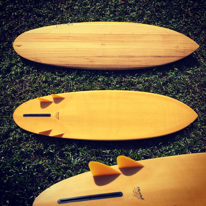 "#421 Bonzer5 6'2""x 20""⅛ x 2""½ ~36.5 liters FOR SALE"