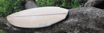 elleciel wood surfboard thailand