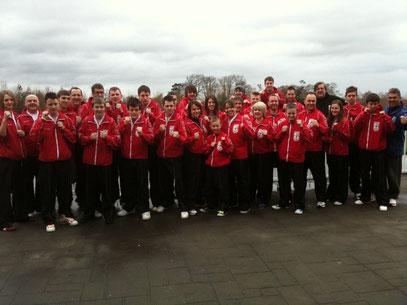 BCKA Team Photo