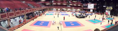 Irish Open Arena