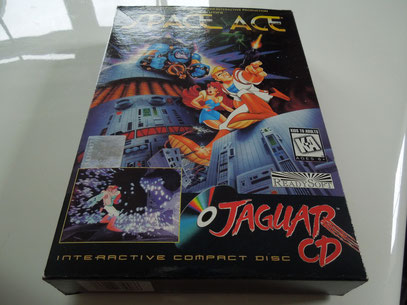 Space Ace - with BIG BOX  :)