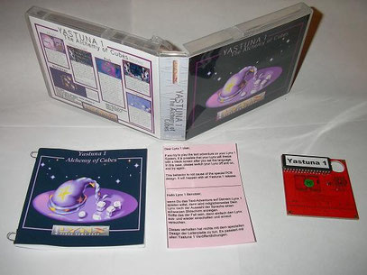 to order Yastuna please contact Lynxman (Atari-Age Forum)