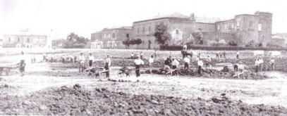 Operai al lavoro nel 1929