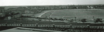 L'aragona nel 1955