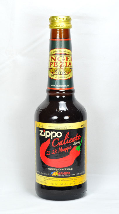 zippo birra 2006