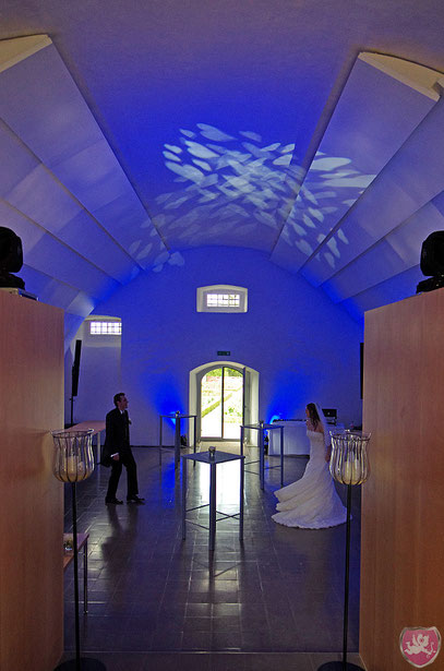 Schloss Heidegg Gelfingen Schlosskeller Party Wedding DJ