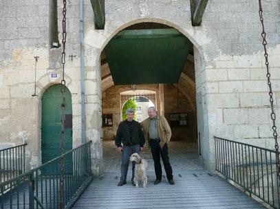 Bordeaux 2015 Alain in mia compagnia.