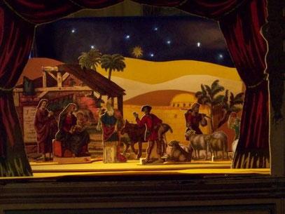 Die Sache mit dem Stern. Bühnenbilder nach alten Vorlagen