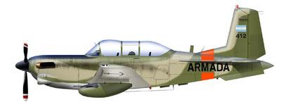 Beechcraft T-34C1 Turbo Mentor