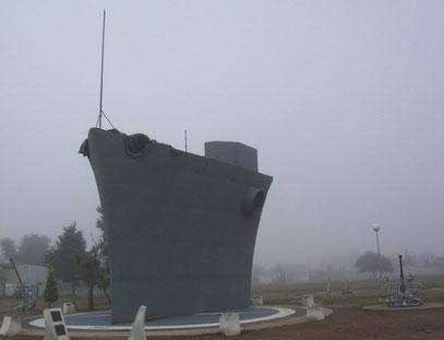 Al Crucero ARA Gral.Belgrano(Cordoba)