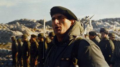 Teniente Coronel Seineldín