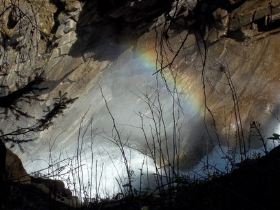 Krimmler Wasserfälle - Mai 2011