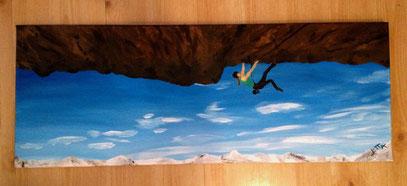 overhang - Dezember 2012 (30x60cm)