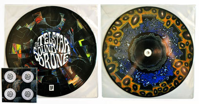 Telstar Sound Drone - Fell It, Someone - Picture Disc