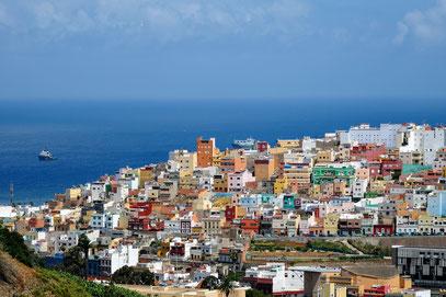 Las Palmas Teneriffa