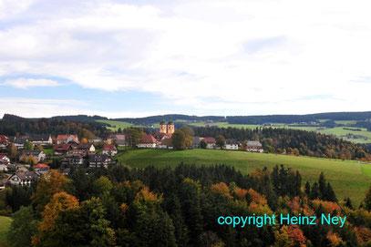 St. Märgen Schwazwald