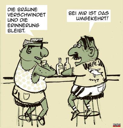 Bräune